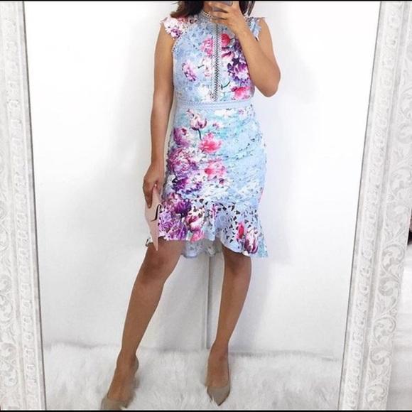 Lipsy Dresses & Skirts - Floral dress